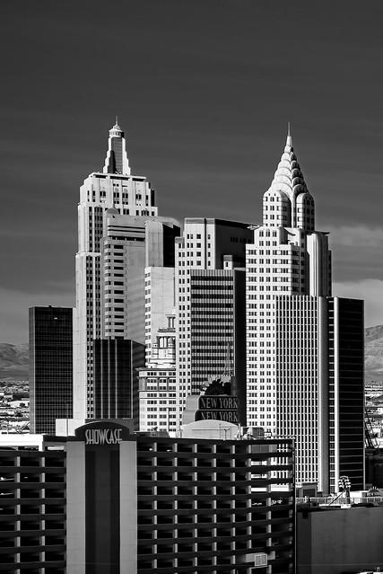 New York New York Hotel, Las Vegas