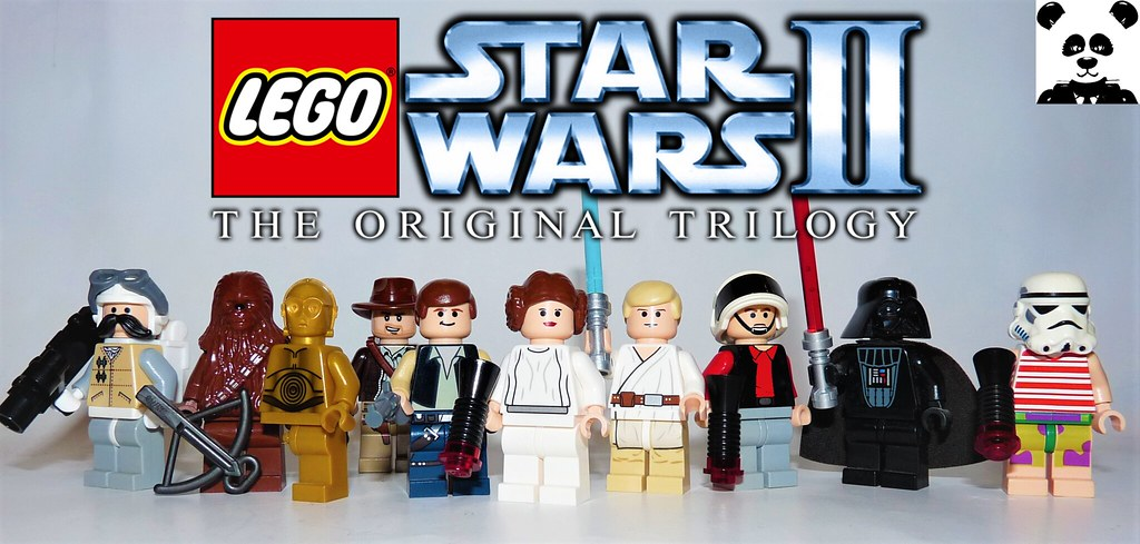 Lego Star Wars Ii The Original Trilogy Lego Star Wars Ii Flickr