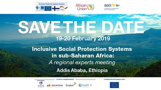 #ISPSAddis conference | by SOCIEUX+ EU Expertise on Social Protection, Labour