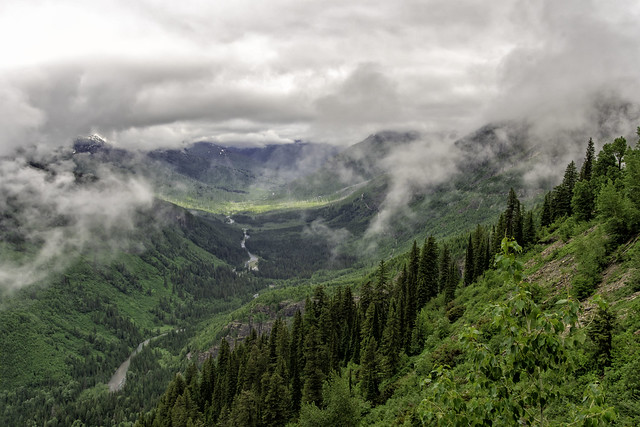 Glacier National Park Vista (Explored)