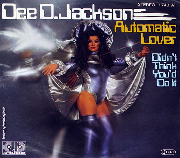 Dee Jackson