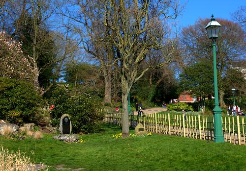 Memorials at Avenham Park, Preston | by Tony Worrall