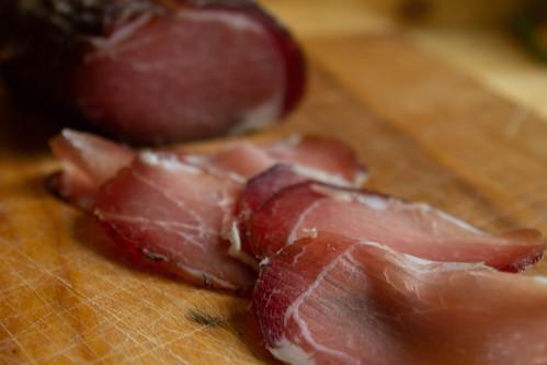 Lonzino: Dried pork loin | by martindelisle31