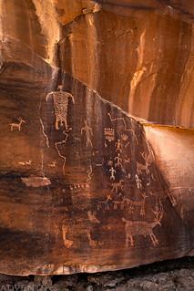 Bear Petroglyph Panel | by IntrepidXJ