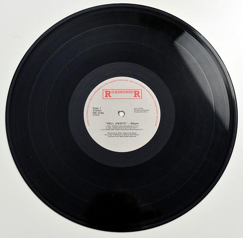 A0290 SLAYER - Hell Awaits ( | by vinylmeister