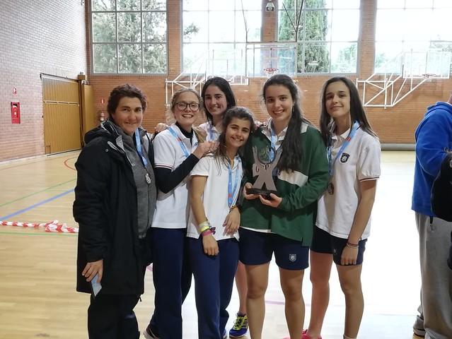 Olimpiadas de Las Rozas 2019 (Colegio Orvalle)