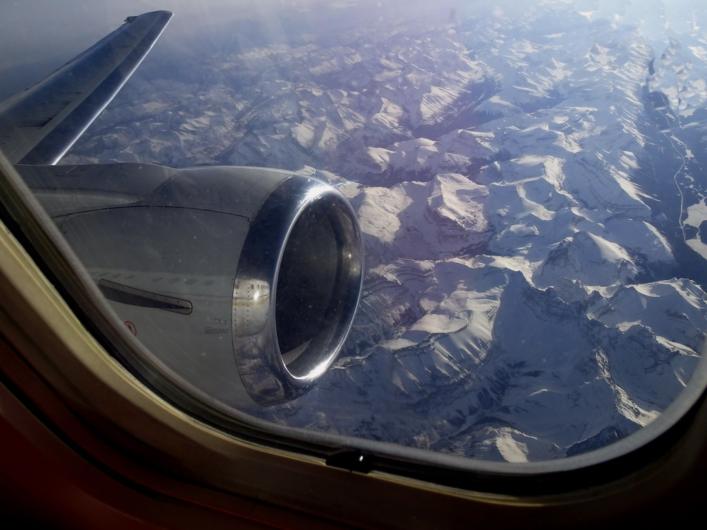 Jet reflections from my window seat (+1)