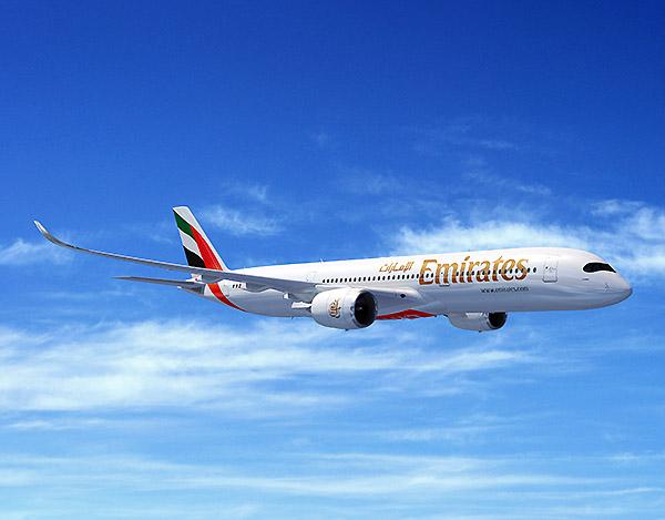 Emirates A350-900 (Airbus)