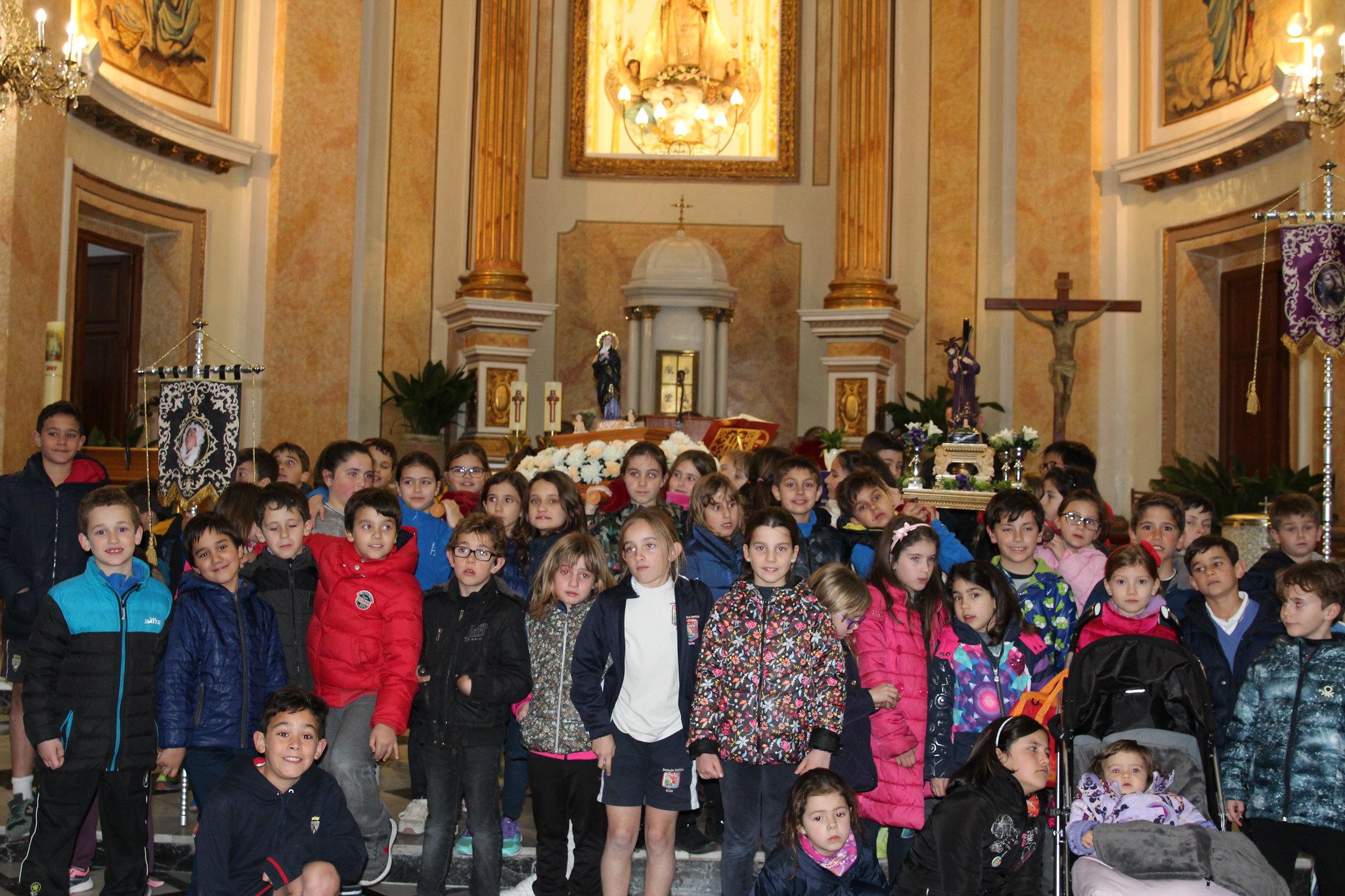 (2018-03-23) II Vía Crucis Infantil (Antonio José Verdú Navarro) (69)