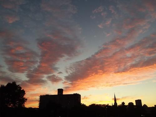 dayton sunrise sunet