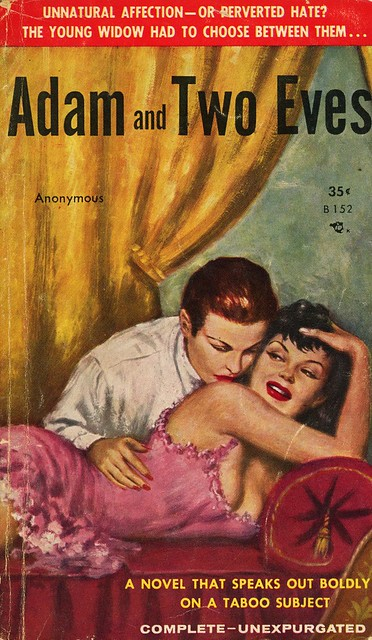 Beacon Books B152 - Anonymous - Adam and Two Eves