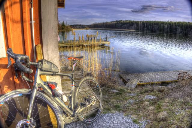 Nice Sunny Spring Bike Ride