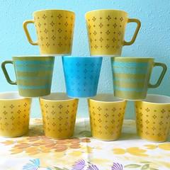 Pyrex Mugs