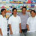 Alunos do curso de Balconista de Farmácia pelo PRONATEC