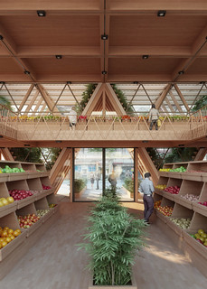 Precht - The Farmhouse 垂直農場集合住宅 18 | by 準建築人手札網站 Forgemind ArchiMedia