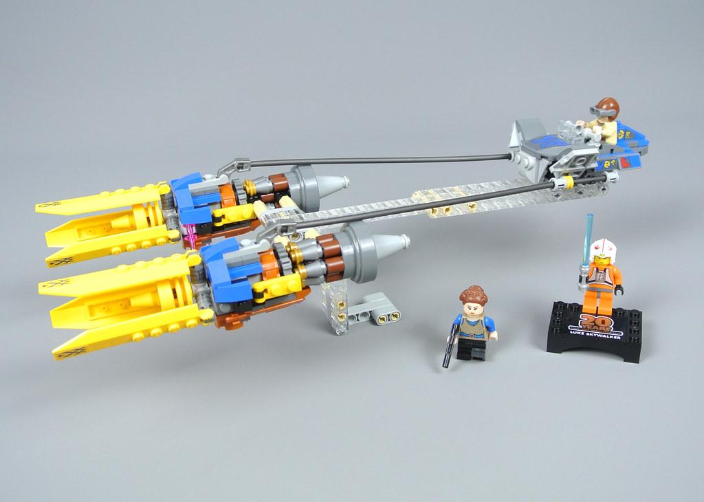 LEGO Star Wars Padmé Amidala Mini Figure 75258