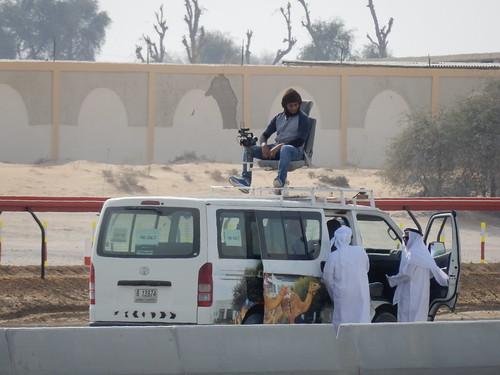 Al Marmoom Camel Racing Track - 1