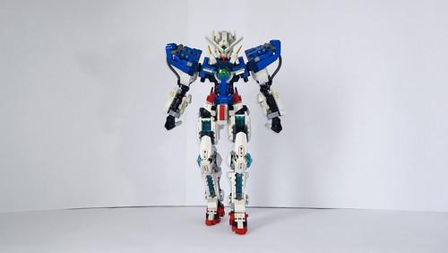 LEGO Gundam Exia GN-001