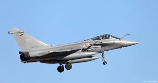 Armee de l'Air Dassault Rafale C 138/30-GQ EC 2/30 Normandie-Niemen, TLP 2019-1, Albacete AFB/LEAB | by Mosh70