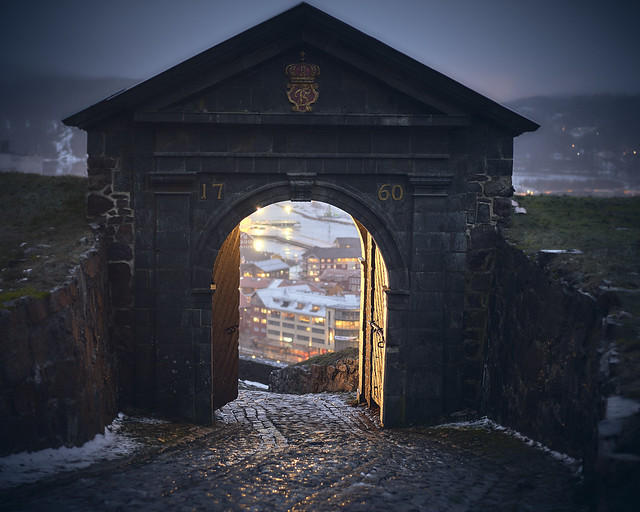 Gateway to the modern world