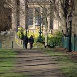 Walking in Avenham, Preston