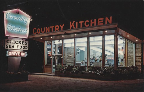 Country Kitchen - Wisconsin Dells, Wisconsin | by The Cardboard America Archives