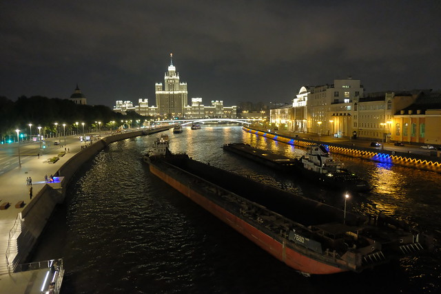 XE3F5242 - Río Moscova  - Moskva River - Москва-река