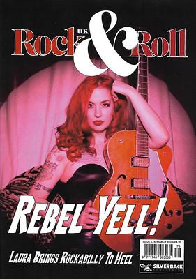UK Rock & Roll Magazine - Screamin' Rebel Angels