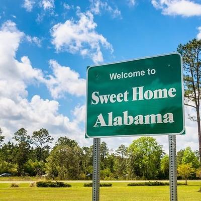 Sweet Home Alabama. #Alabama