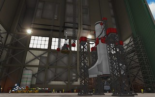 Mod Installation Log » Kerbal Space Agency