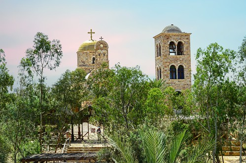 Church in Jordan | by Our Big Escape