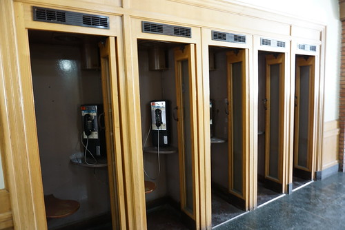 Phone Booths at the Kirkwood