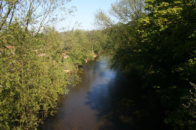 The River Esk, Sleights