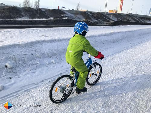 woom 4 + woom Helmet | by HendrikMorkel