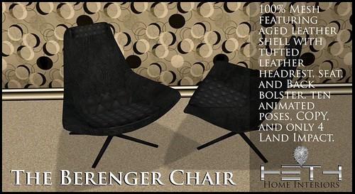 HHI - Berenger Chair POSTER
