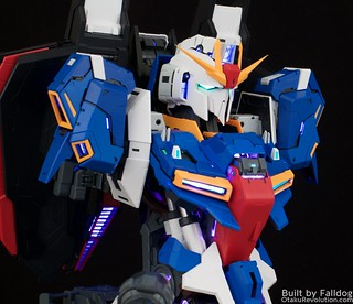 BSC Zeta Gundam Bust 15   by MT Falldog