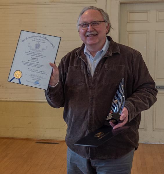 Steve Kulik Honored