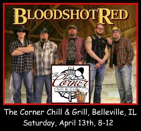 BloodShot Red 4-13-19