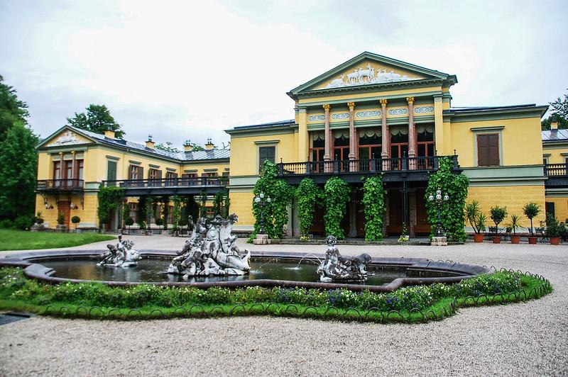 Kaiservilla u. Kaiserpark 1