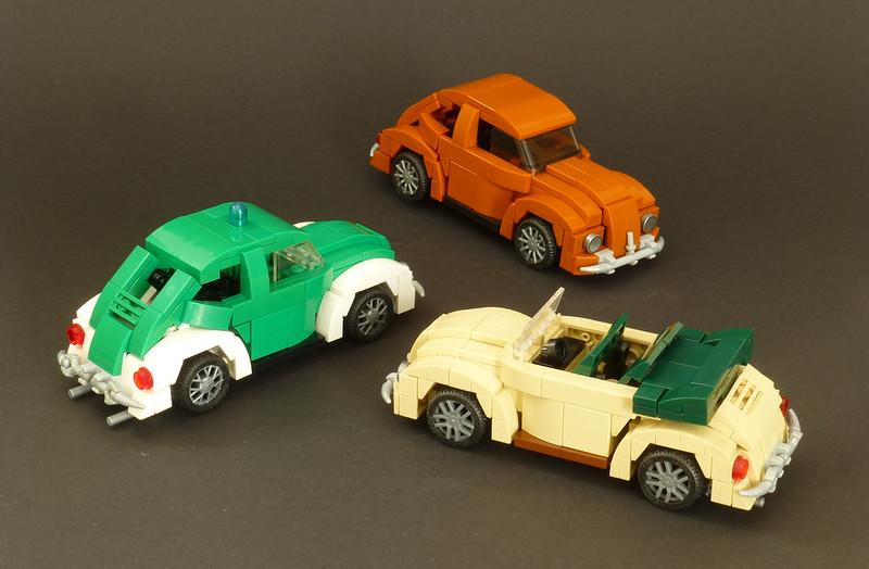 3 VW Käfer