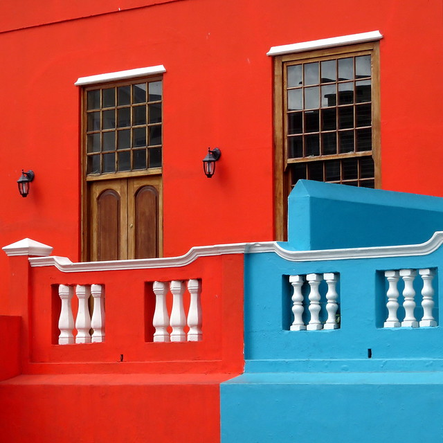 The colours of Bo-Kaap
