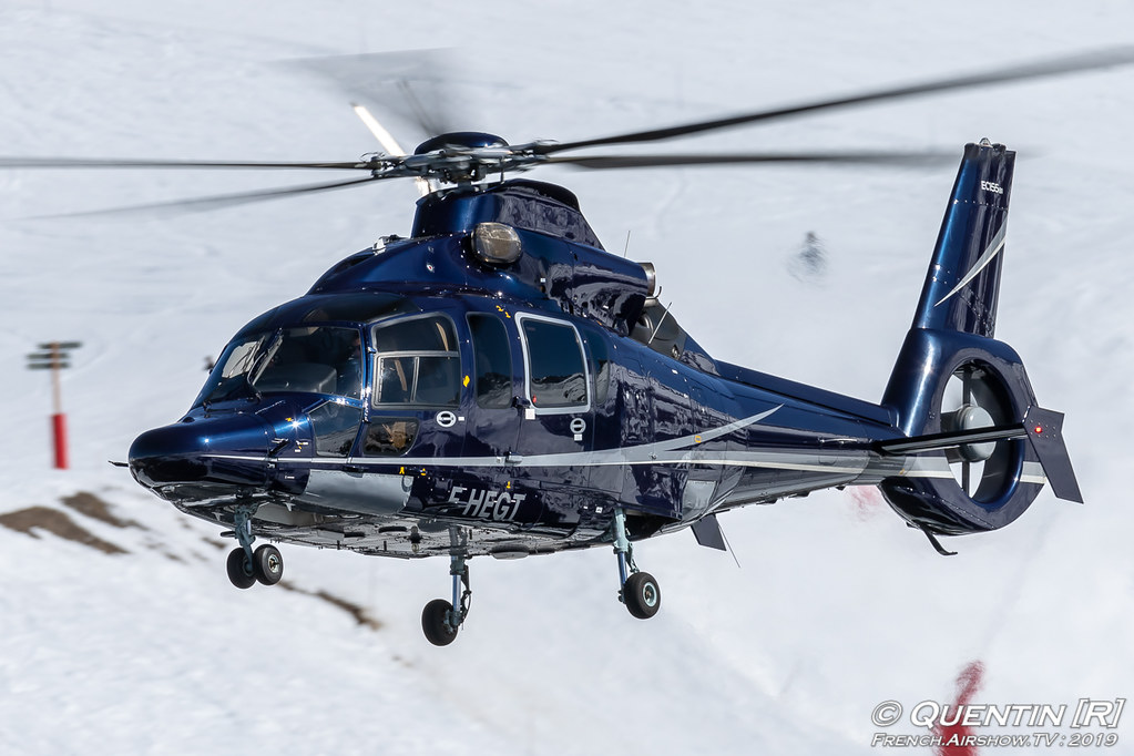 Airbus Helicopters EC155B1 - F-HEGT Héli Sécurité Fly Courchevel Canon Sigma France French Airshow TV photography Airshow Meeting Aerien 2019