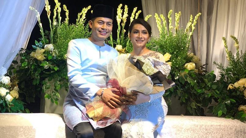 Syafie Naswip, Aishah Azman Selamat Bertunang