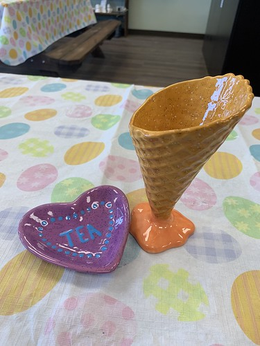 Lovely Self Paint Ceramic Items | by The Painting Camp