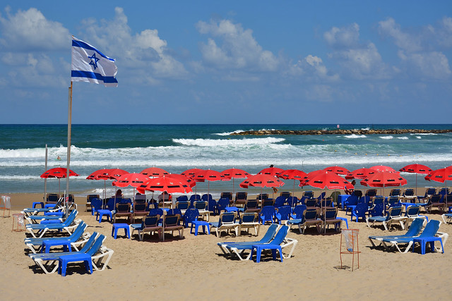 Tel-Aviv / Banana Beach is waiting for you