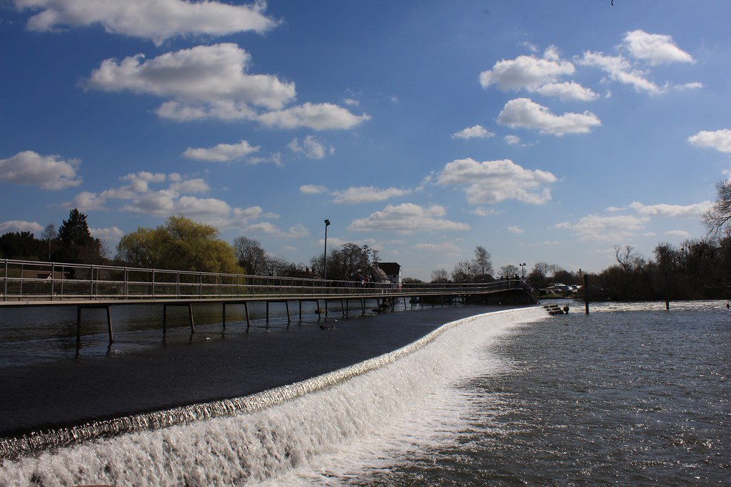 Hambledon Lock 25.3.19 SWC1