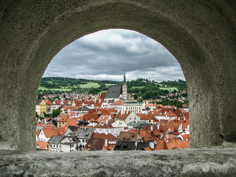 上城堡看老城區 2