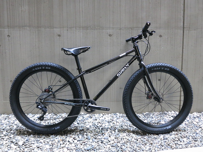 SURLY Lowside 1X10 BK