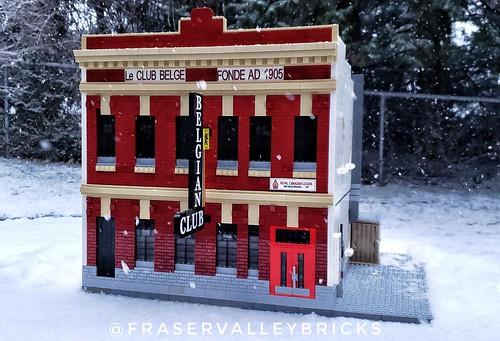Belgian Club Lego | by FraserValleyBricks
