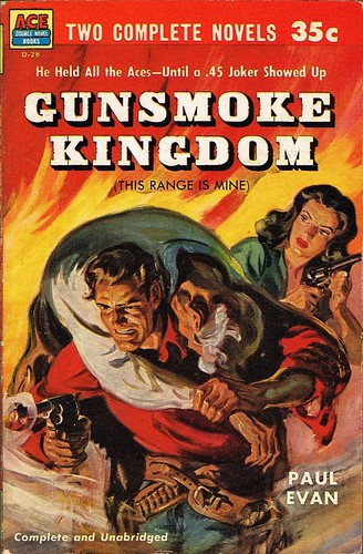 Gunsmoke Kingdom by Paul Evans | by The Lightburns